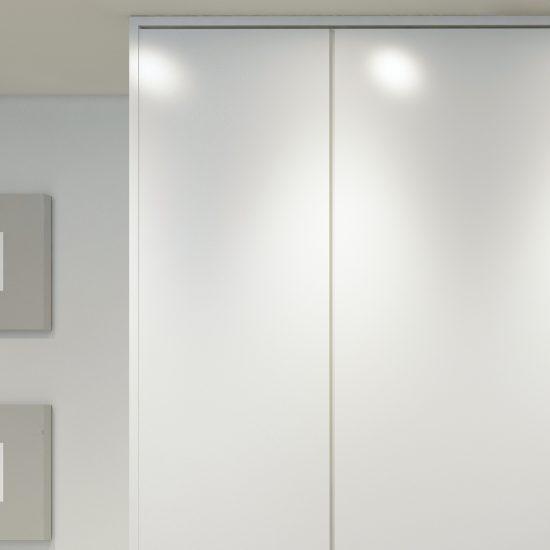 Closets y puertas de habitaciones